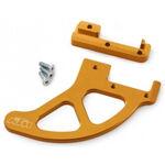 _Bremsscheibenschutz Vorne KTM EXC/SX 04-18 Orange | 5481096120004 | Greenland MX_