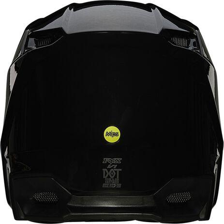 _Fox V1 Plaic Helm | 26575-001 | Greenland MX_