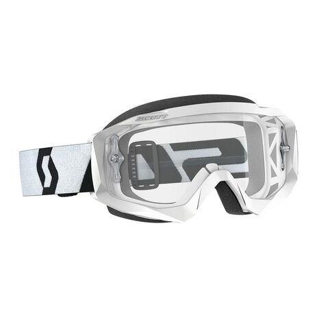 _Scott Hustle MX X Brille Weiß/Schwarz   2681831035113   Greenland MX_