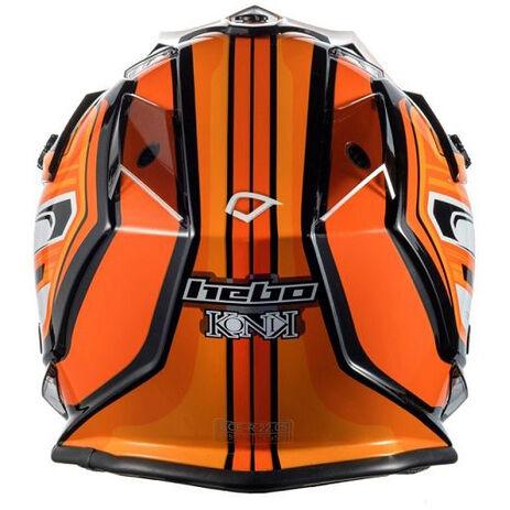 _Helm Hebo MX Konik Orange | HC0618T | Greenland MX_