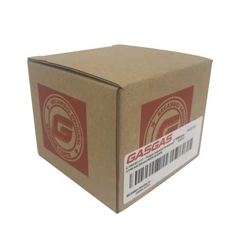 _Left Radiator Protector Gas Gas EC 125/200/250/300 07-08 | BE250720002 | Greenland MX_