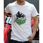_GMX Dirt Passion T-Shirt Weiß | PU-TGMXDPWT | Greenland MX_