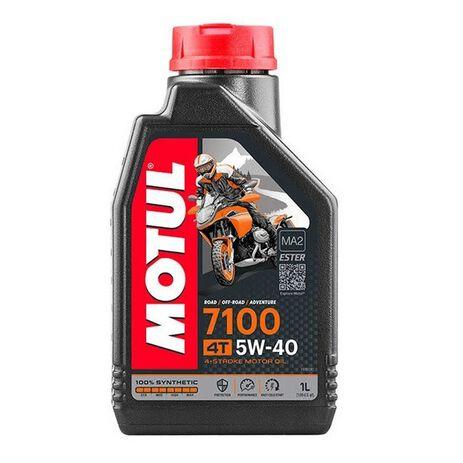 _Motul Öl 7100 5W-40 4T 1L | MT-104086 | Greenland MX_