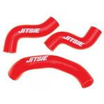 _Jitsie Trial Kühlerschläuche Beta Evo 2T 09-17 Rot | JI109-4540R | Greenland MX_