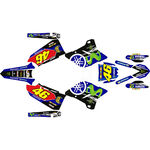 _Komplett Aufkleber Kit Yamaha YZ 125/250 15-20 VR 46 Edition | SK-YYZ1252501520VR-P | Greenland MX_