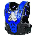 _Polisport rocksteady chest protector blue | 8002400004 | Greenland MX_