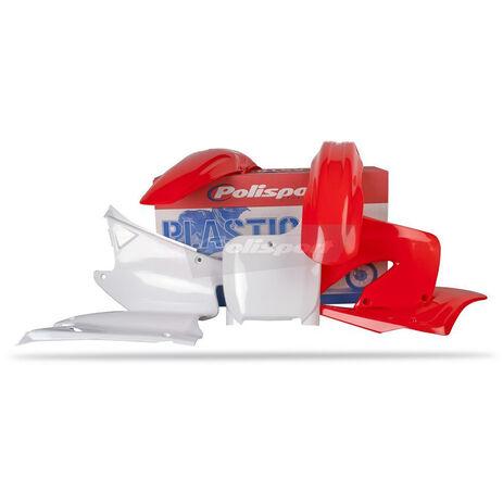 _Polisport Plastik Kit CR125/ 250 00-01   90081   Greenland MX_