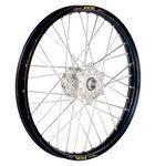 _Talon-Excel Vorderrad Kawasaki KX 125/250 04-08 KX 250/450 F 04-..21 x 1.60 Silber-Schwarz | TW776DSBK | Greenland MX_
