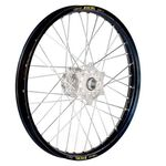 _Talon-Excel Vorderrad Kawasaki KX 125/250 04-08 KX 250/450 F 04-..21 x 1.60 Silber-Schwarz   TW776DSBK   Greenland MX_