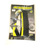 _Blackbird Sitzbankbezug Suzuki RM 125/250 01-13 | BKBR-1312 | Greenland MX_