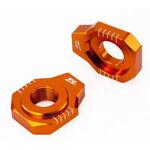 _Zeta Achsblöcke Hinten KTM EXC/EXC-F 00-.. SX 85 03-14 SX/SX-F ..-12 Orange | ZE93-5427 | Greenland MX_