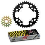 _Getriebe Kit Yamaha DT 125 04-06 (57/16 Zähne ) | KTR-DT1251657 | Greenland MX_