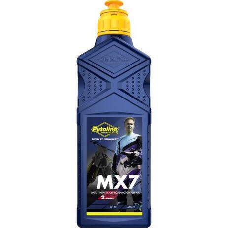 _Putoline 2 Takt MX 7 Öl 1 Liter | PT70275 | Greenland MX_