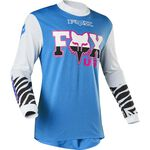 _Fox Retro Zebra Limited Edition Jersey | 22949-189 | Greenland MX_