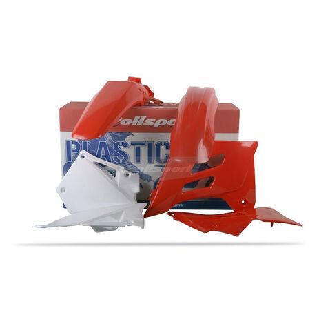 _Polisport Plastik Kit Gas Gas EC 01-06 Rot | 90197 | Greenland MX_
