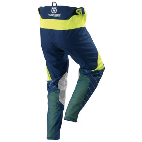 _MX Husqvarna Railed Hose Blau/Gelb | 3HS162250P | Greenland MX_