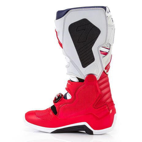 _Alpinestars Tech 7 5 Stars Limited Edition Stiefel Rot/Grau | 2012014-9034 | Greenland MX_