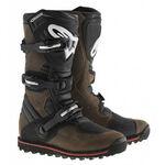 _Alpinestars Tech-T Stiefel Brown/Black | 2004017-818 | Greenland MX_