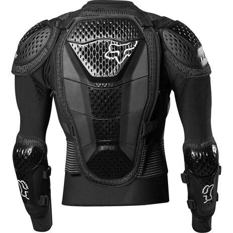 _Kinder Fox Titan Sport Body Protektoren-Jacke Schwarz   24019-001   Greenland MX_