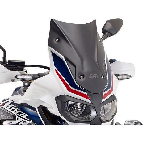 _Spezifisches Windschild Givi Honda CRF 1000 L Africa Twin 16-19 | D1144BO | Greenland MX_