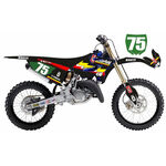 _Komplett Aufkleber Kit Yamaha YZ 125/250 15-.. Rinaldi | SK-YYZ15RD | Greenland MX_