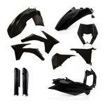 _Acerbis KTM EXC/EXC-F 12-13 PlastiK Kit Full Schwarz | 0016234.090-P | Greenland MX_
