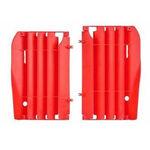 _Kühlerschutzlamellen Kit Honda CRF 250 R 10-13 Rot | 8456300002 | Greenland MX_