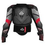 _Acerbis Scudo 2.0 Junior Body Protektoren-Jacke Schwarz/Rot | 0017767.319 | Greenland MX_