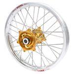 _Talon-Excel Hinterrad Suzuki RMZ 250/450 07-.. 18 x 2.15 Gold-Silber | TW663LGS | Greenland MX_