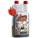 _Ipone Samurai Racing 2T 1 Liter Erdbeerduft | LIP-928FR | Greenland MX_