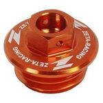 _Zeta Öleinfüllschraub KTM 2 Takt/4 Takt Orange  | ZE89-2416 | Greenland MX_