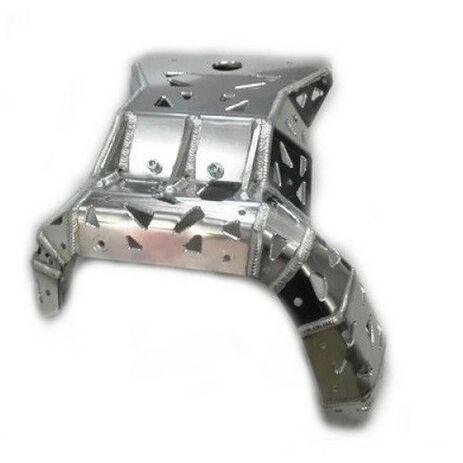 _Motorschutzplatte mit Auspuff  Schutzkappe P-Tech  Beta Xtrainer 15-19   PK008   Greenland MX_