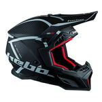 _Hebo MX Legend Carbon Helm | HC0550N | Greenland MX_
