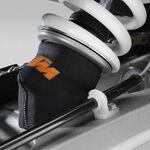 _Neoprene Stoßdämpfer Schutz Hinten PDS KTM | 59504090050 | Greenland MX_