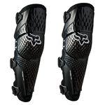_Fox Titan Pro D3O Knieprotektoren | 25190-001-P | Greenland MX_