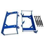 _4MX Kühlerschutz KTM SX/SX-F 16-.. EXC/EXC-F 17-.. Blau | 4MX-RG1000722-BL | Greenland MX_