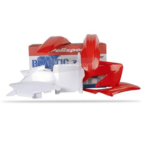 _Polisport Plastik Kit CR 125/250 04-07 | 90082 | Greenland MX_