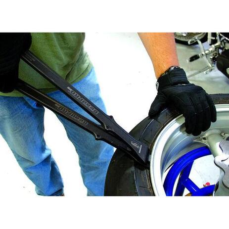 _Motion Pro Reifen Montierhebel Beadpro Set Geschmiedeter Stahl | 08-0536 | Greenland MX_