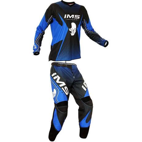 _IMS Start Hose Blau | IMS4144-P | Greenland MX_
