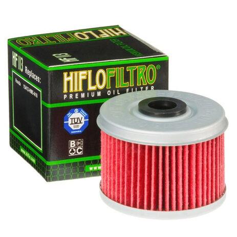 _Hiflofilto Ölfilter Honda TRX 250 85-87 | HF113 | Greenland MX_
