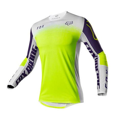 _Fox Flexair Honr LE Jersey Violett/Gelb Fluo | 25661-178-P | Greenland MX_