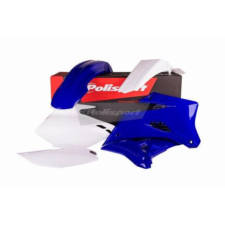 _Polisport Plastik Kit Yamaha WR 250 F 07-14 Blu/Weiß | 90531 | Greenland MX_