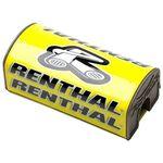 _Renthal Fat Bar Square Lenker Pad Gelb | P283-P | Greenland MX_