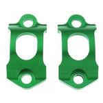 _Jitsie AJP/Braktec/Grimeca Brake/Clutch Pump Clamps Master Cylinder Green | JI611-7721V | Greenland MX_