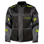 _Hebo Cross-Over Jacket Lime | HE4144LM | Greenland MX_