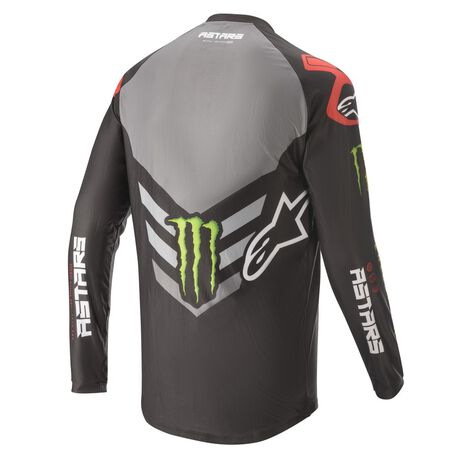 _Alpinestars Racer Tech Jersey Monster Edition 2020 | 3766120-1167 | Greenland MX_