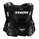 _Thor Guardian MX Kinder Schutzhelm Roost Deflector Charcoal/Schwarz | 2701-086-P | Greenland MX_