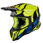 _Airoh Twist Great Helm Gelb | TWGR17M | Greenland MX_
