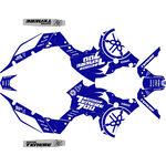 _Komplett Aufkleber Kit Logo Yamaha Ténéré 700 19-.. | SK-YTE70019LOBLWT-P | Greenland MX_