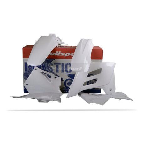_Polisport Plastik Kit Gas Gas EC 01-06 Weiß | 90238 | Greenland MX_